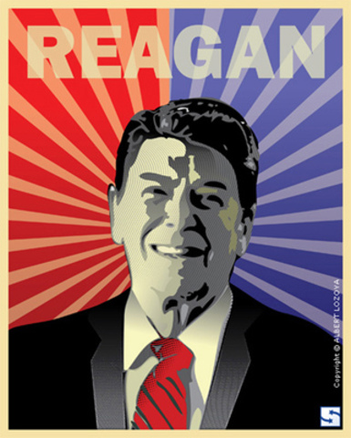 Election of Ronad Reagan