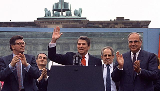 'Tear Down This Wall' speech