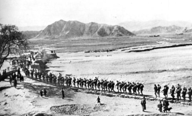 China bezet Tibet