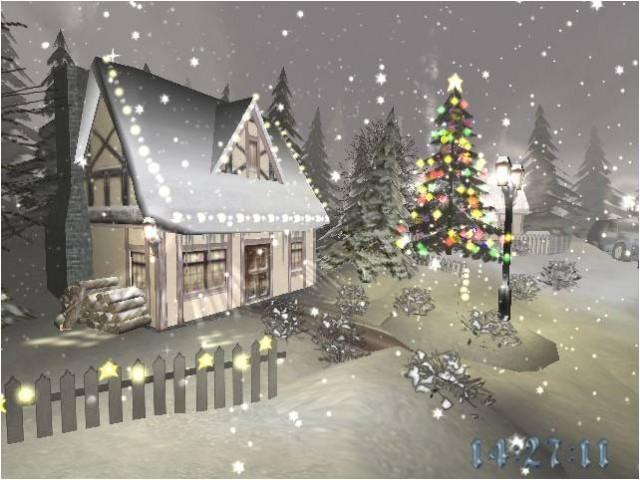 O festejo da noite de Natal