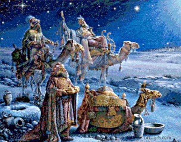 Partida do cavaleiro para Jerusalém