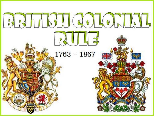 British Rule pt.2