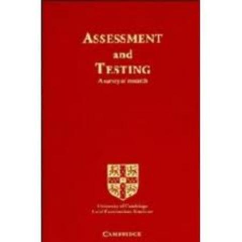 Task Group on Assessment & Testing  (TGAT)