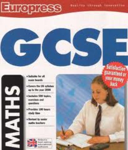 GCSEs Introduced