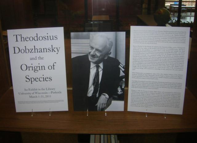 1937-   Theodosius Dobzhansky publishes Genetics and the Origin of Species