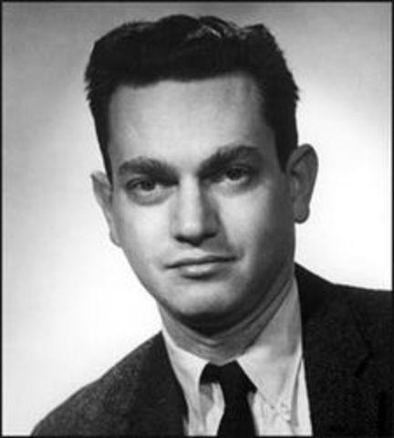 1961-  Nirenberg cracks the genetic code
