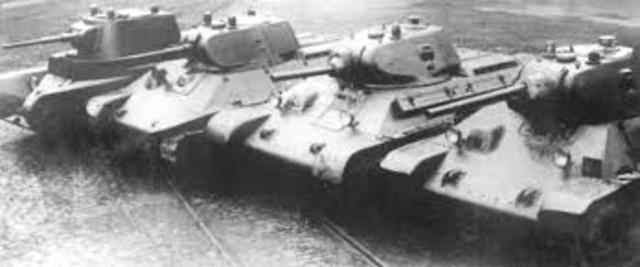 Путь танковых разработок Кошкина