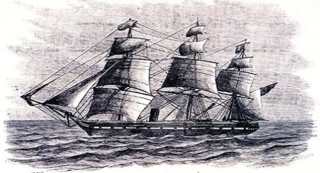 1874-  The Challenger Oceanography Expedition sails around the world