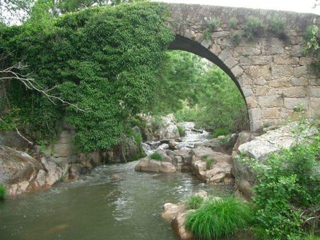 Puente Romano La Perenal