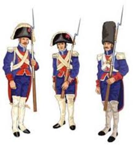 Muerte a los soldados franceses