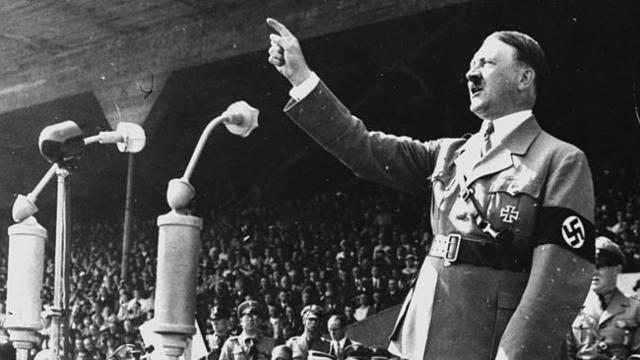 """German President dies and Hitler becomes the """"Fuehrer"""""""