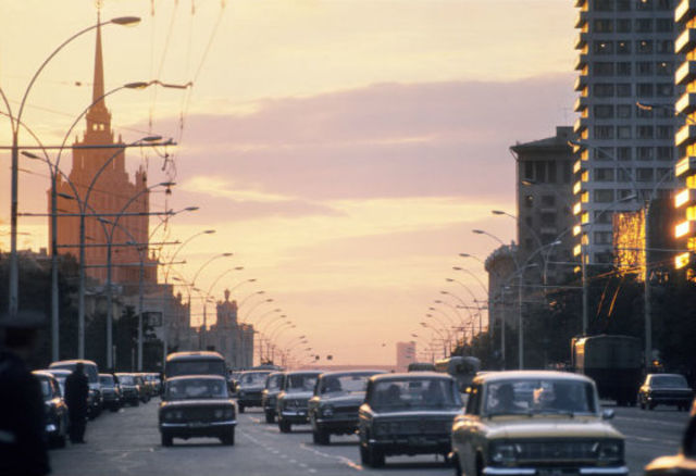Выдающееся произведение о Москве