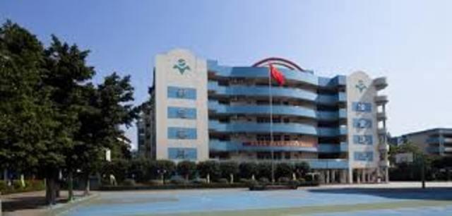 International Department in secondary school
