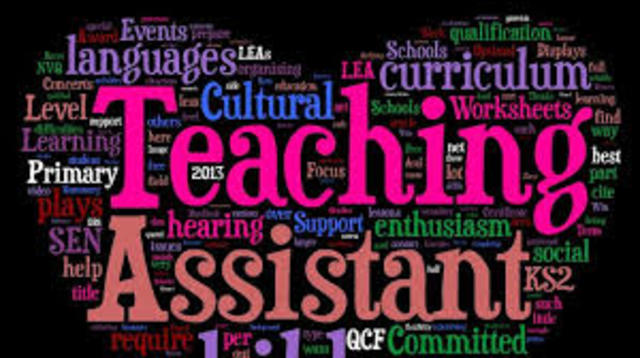 Being a teaching assistant
