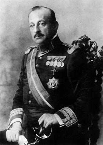 El golpe de Estado de Primo de Rivera