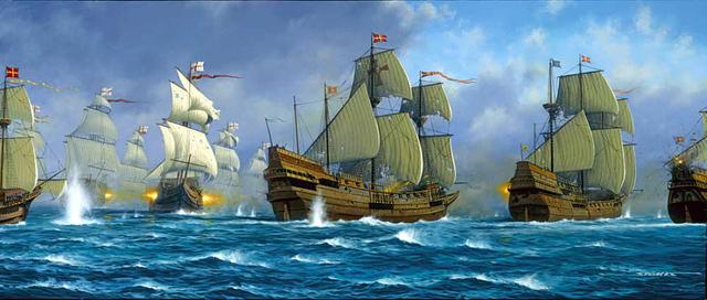 Dutch Armada of 21 ships captures Luanda and Benguela