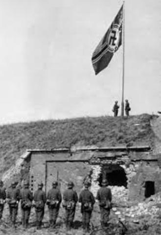 Poland surrenders