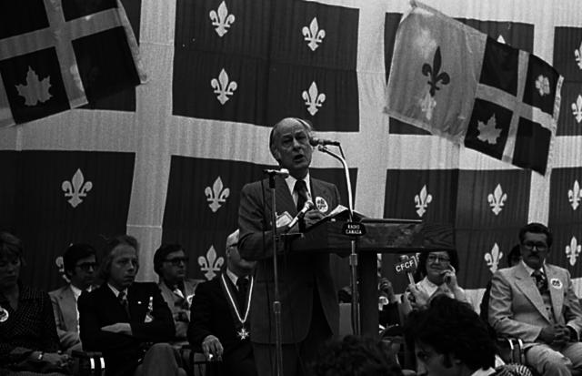 Referendum on independence Quebec - Round 1: