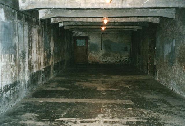 First gassing at Auschwitz