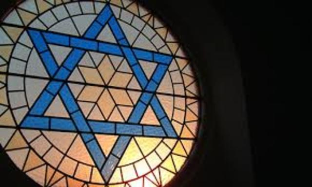 Judaism founded