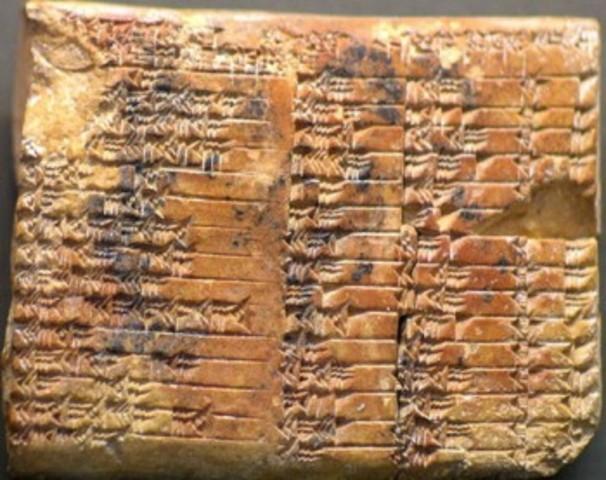 Древний восток (Вавилон)