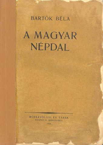 A magyar népdal