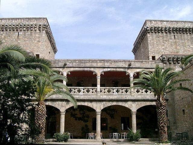 Castillo de los Condes de Oropesa