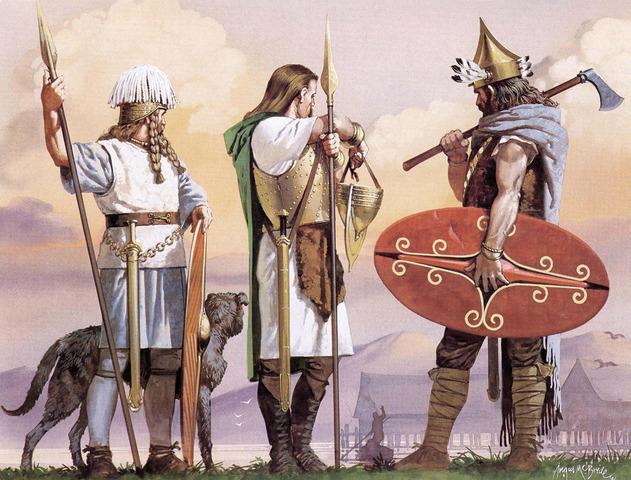 Primeros pobladores de la Península Ibérica