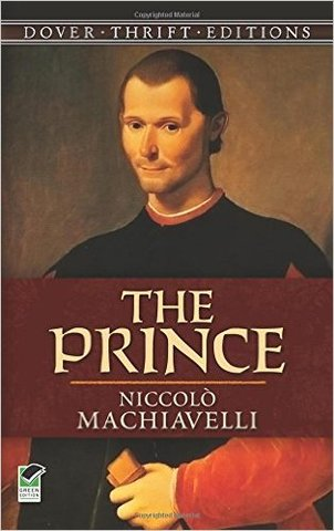 Machiavelli publishes the The Prince