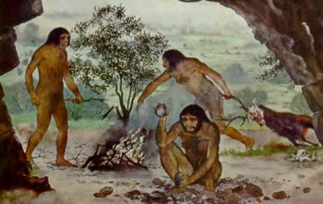 Edad de Piedra: Paleolítico