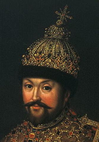 Избрание на царствование Михаила Фёдоровича Романова