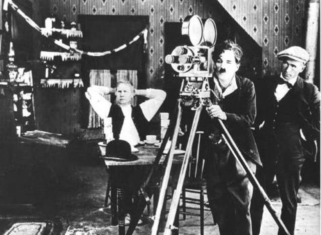 Charlie Chapiln - Film techniques
