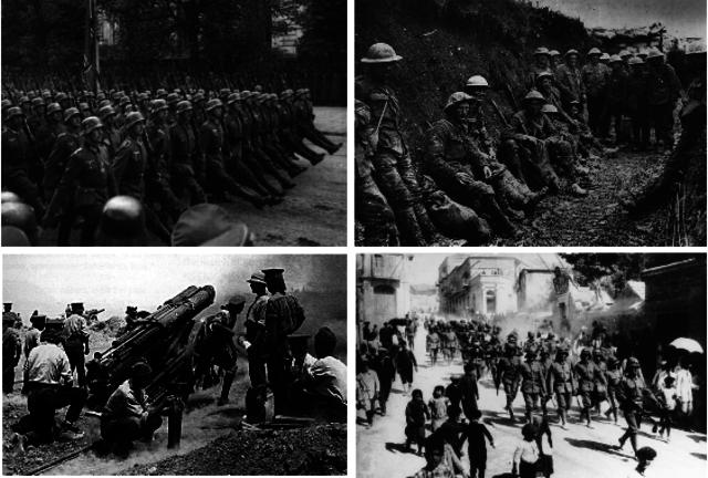 Primera Guerra Mundia