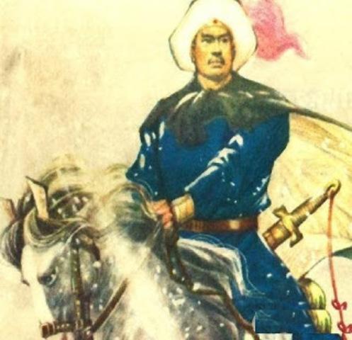 Li Tzu-Ch'eng's Death