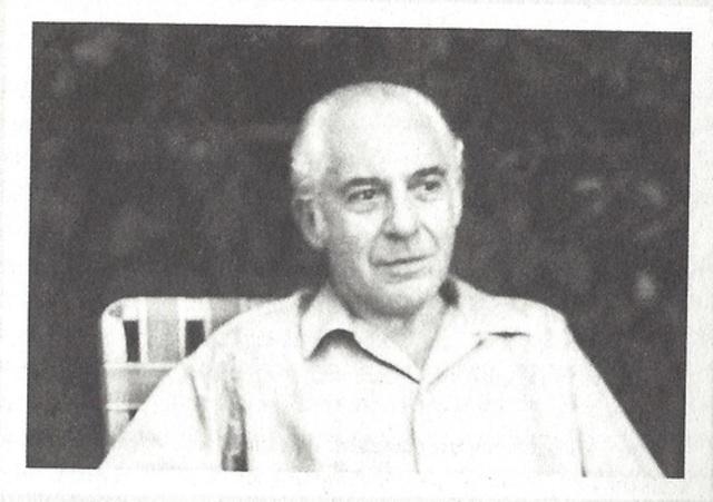 Vladek Spiegelman dies