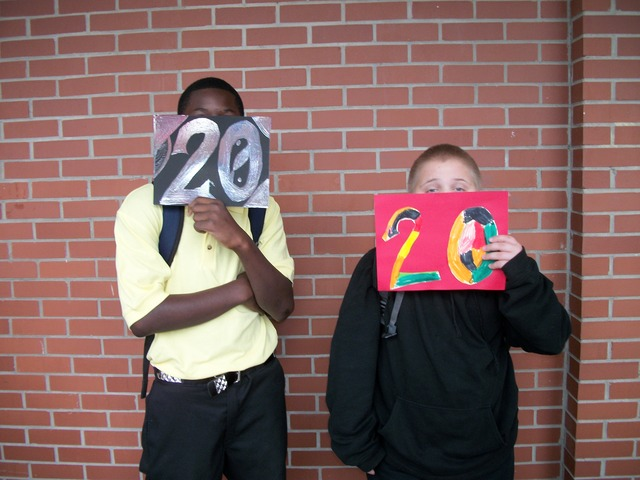 The Twentieth Day of School