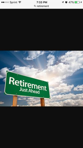 After retirement