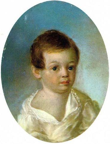 Рождение  Пушкина