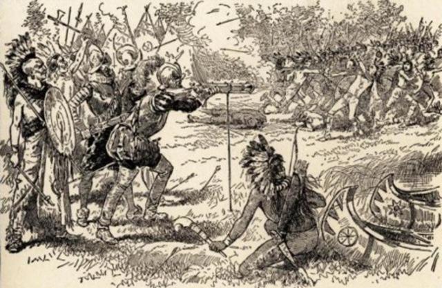 French Regime: English & Iroquois Fur Trade Alliance