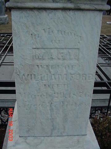 Mary Litogot Dies
