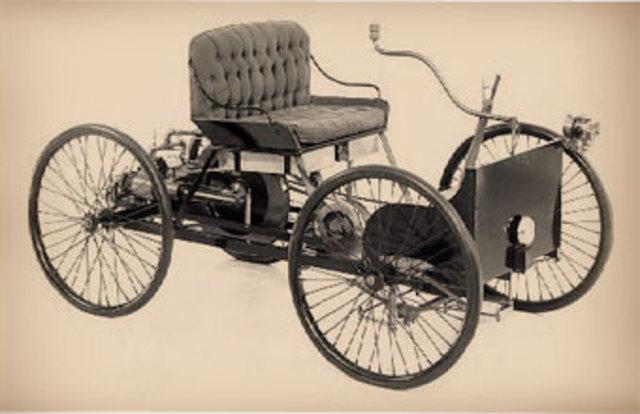Ford's Quadricycle