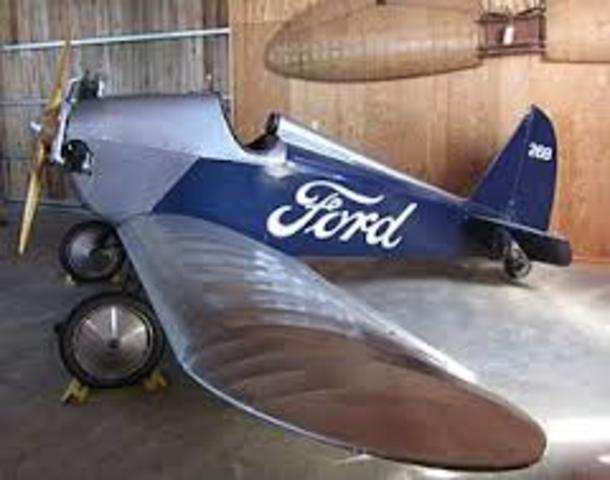 Ford Airplane Company and The Flying Flivver