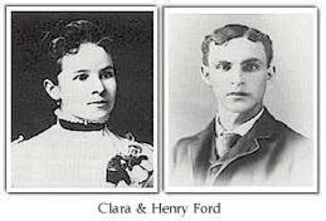 Marries Clara Bryant