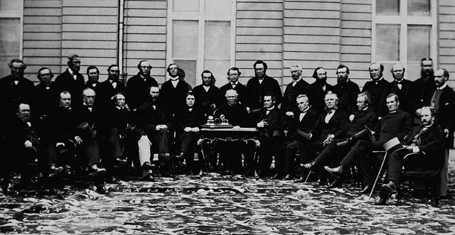 The Quebec Conference