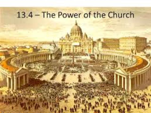 Power of church