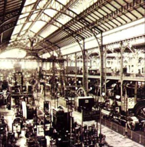 La Segona Revolució Industrial