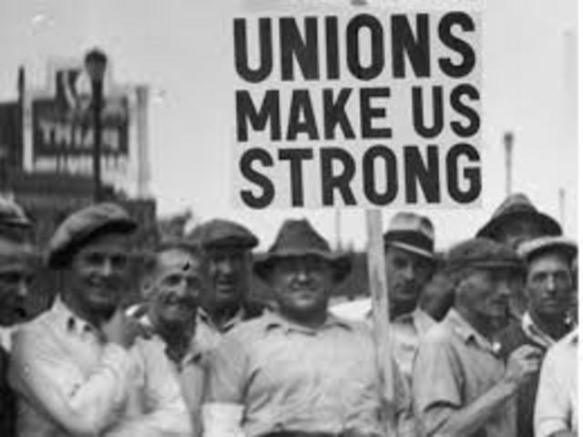 Power Relations between Union Movements and the State