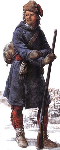 Captain of the Militia