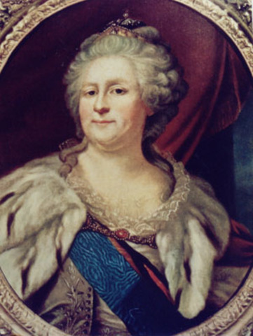 Reign of Catherine the Great of Prussia