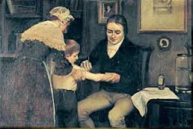 Edward Jenner's Smallpox Vaccination